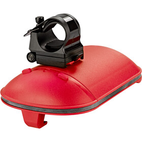 SMINNO CESAcruise S Fahrrad-Cockpit System rot